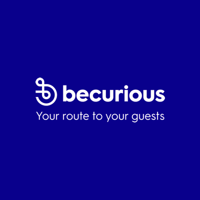 Becurious - Your route to your guests